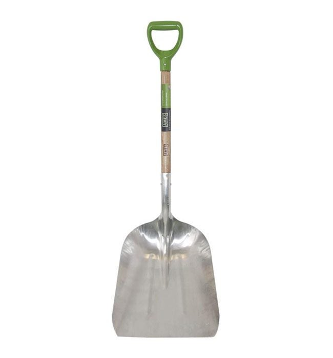 The Best Shovel Option: Ames Aluminum Scoop