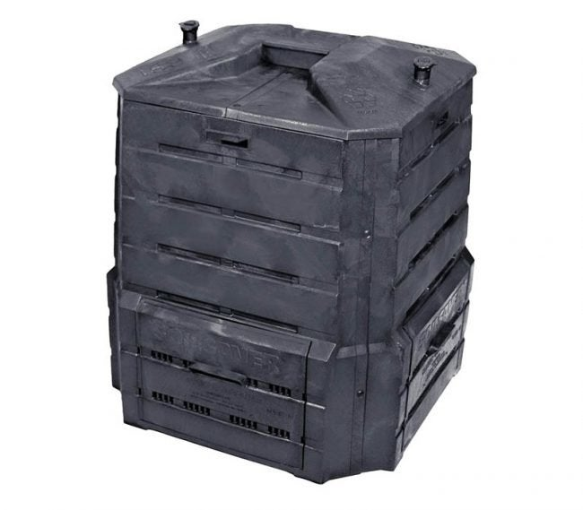 The Best Compost Bin Option: Algreen Products Soil Saver Classic Compost bin