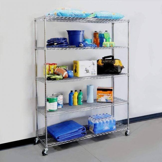 The Best Garage Shelving Options Available Online