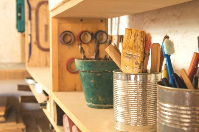 The Best Garage Shelving Material: Wood vs Metal