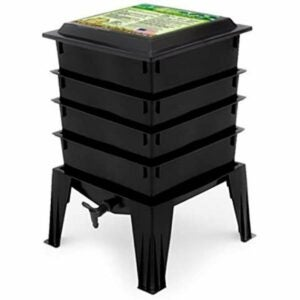 The Best Compost Bins Option: Worm Factory 360 WF360B Worm Composter