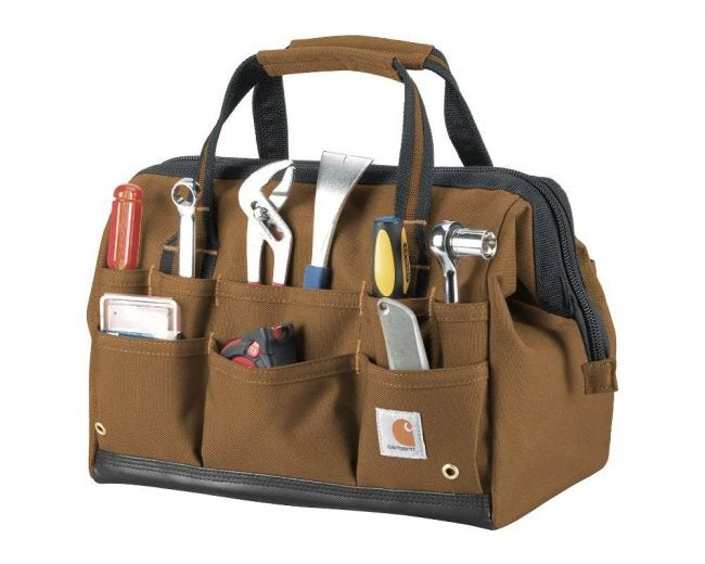 The Best Tool Bag Option: Carhartt Legacy Tool Bag 14-Inch
