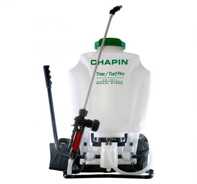 The Best Backpack Sprayer Option: Chapin 61900 Backpack Sprayer