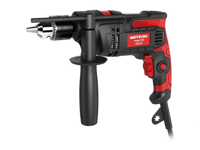 The Best Hammer Drill Option: Meterk 7.0 Amp Corded Hammer Drill