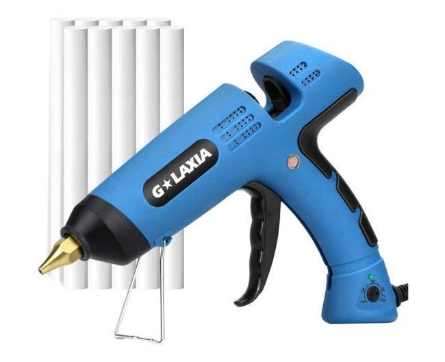 The Best Glue Gun Option: GALAXIA 100W Glue Gun