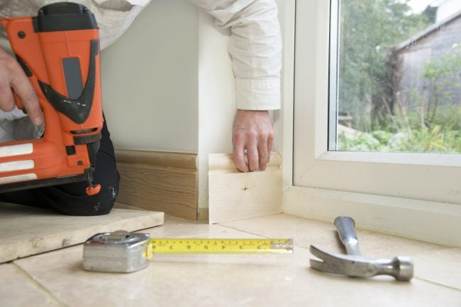 Tips for Installing Trim, Baseboard, and Crown Molding