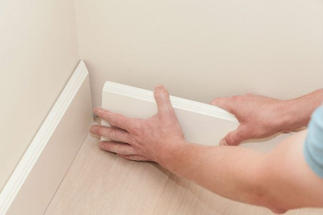Three Joints to Know for Installing Trim