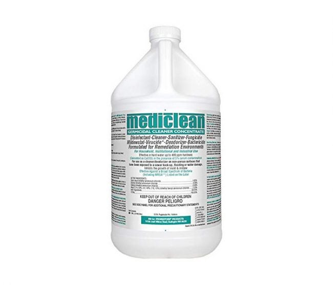 The Best Disinfectant Sprays, Cleaners, and Wipes Option: Mediclean Germicidal Cleaner