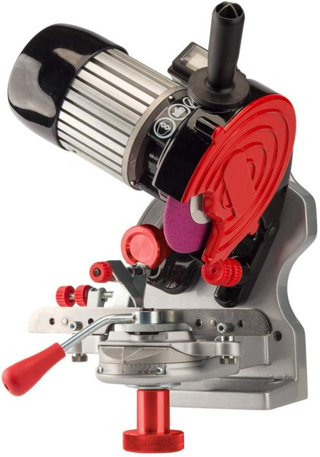 The Best Electric Chainsaw Sharpener: Oregon 410-120 Saw Chain Grinder