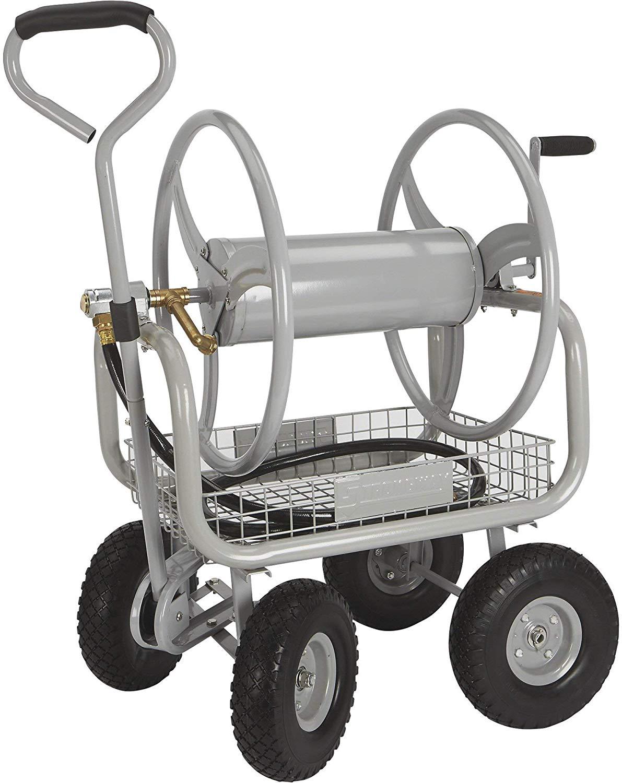 The Best Hose Reel Options For Tidy Yard Storage Bob Vila