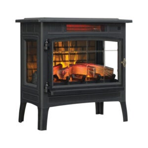 The Best Electric Fireplace Option: Duraflame 3D Infrared Electric Fireplace Stove