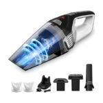 The Best Handheld Vacuum Option: Homasy 8Kpa Portable Handheld Vacuum