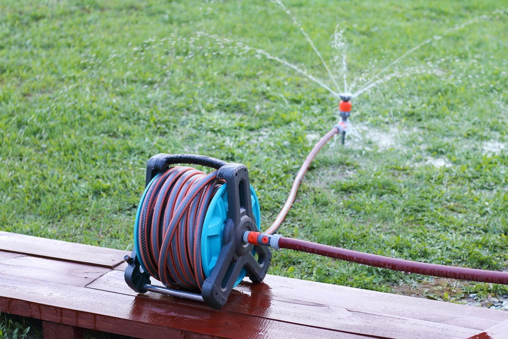 The Best Hose Reel Options For Tidy Yard Storage Bob Vila