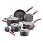 The Best Nonstick Cookware Option: T-fal Ultimate Hard Anodized Nonstick Cookware Set