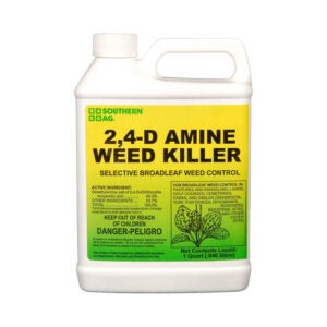 The Best Weed Killer Option: Southern Ag Amine 24-D Weed Killer