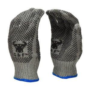 The Best Work Gloves Option: G&F Natural Cotton Work Gloves