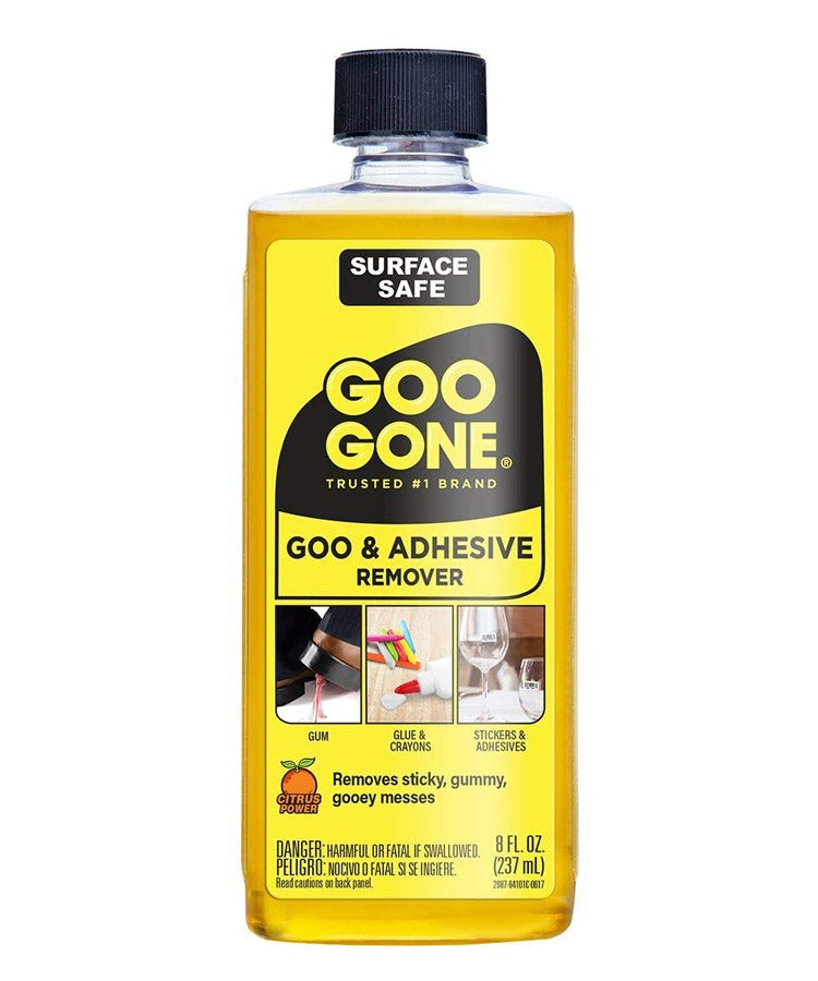 5 Best Adhesive Remover Options For