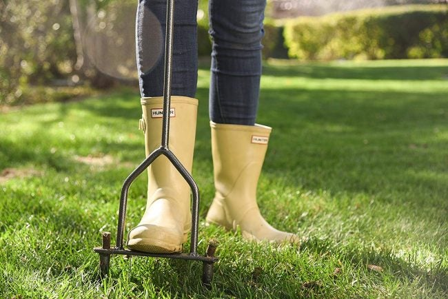 The Best Lawn Aerator Options