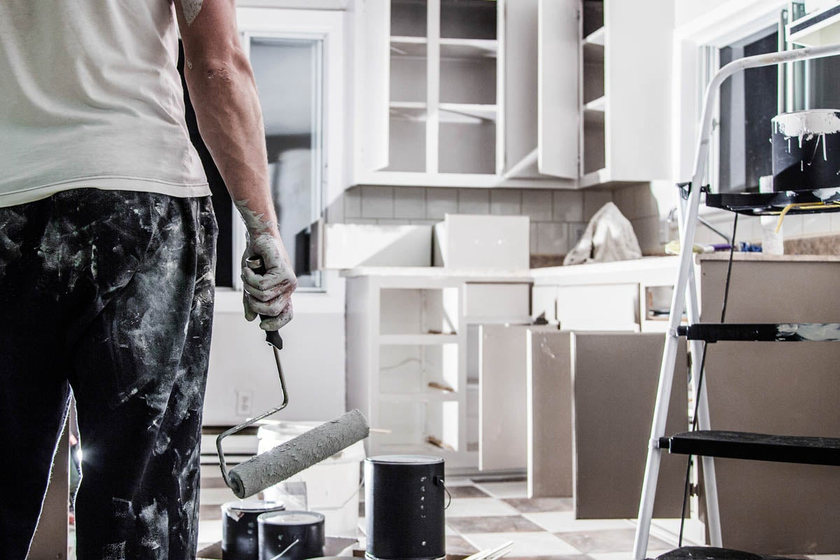 Painting Kitchen Cabinets 7 Tips For A Successful Project Bob Vila