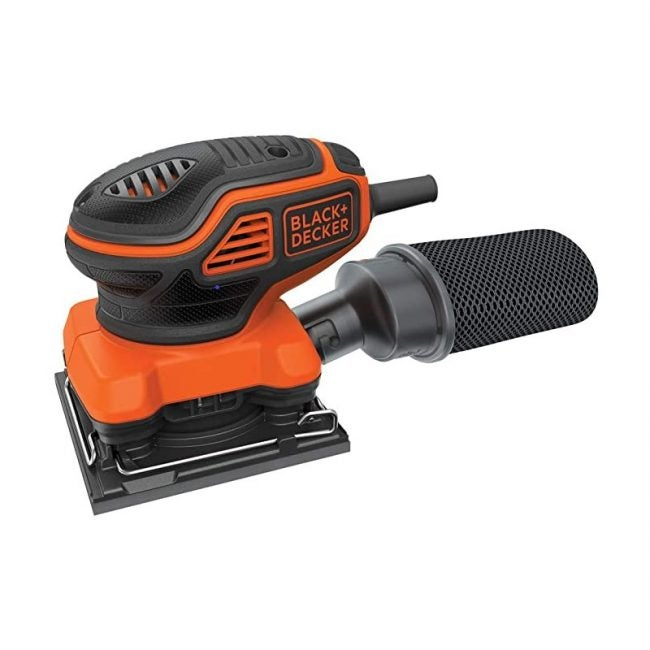 Best Palm Sander for Value: BLACK+DECKER