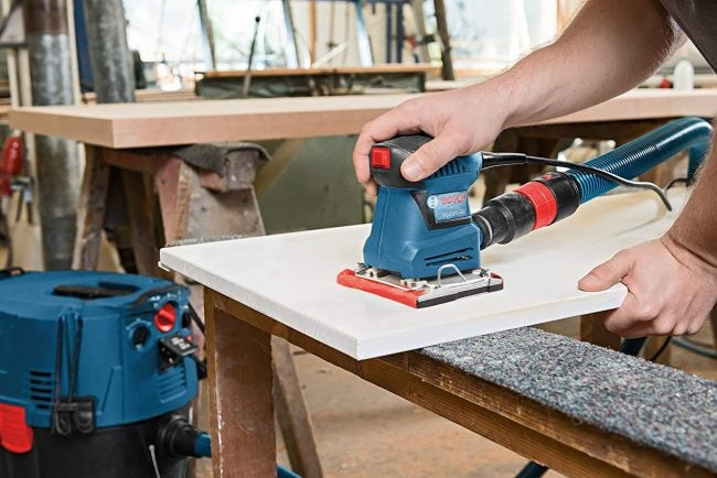 The Best Palm Sander Options for the Workshop