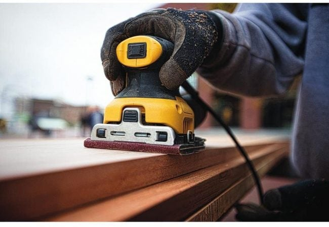 The Best Palm Sander Options on Amazon