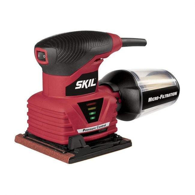 Best Palm Sander for Beginners: SKIL