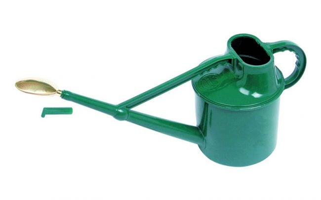 The Best Watering Can Option: Bosmere Haws Deluxe