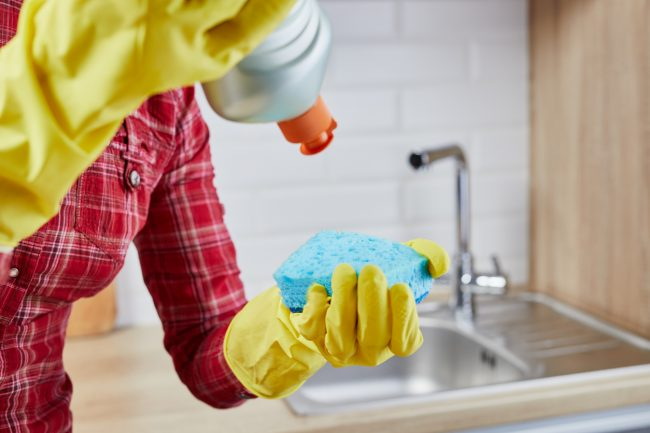 Which Comes First? Cleaning vs. Sanitizing and Disinfecting