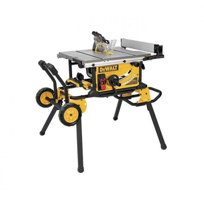 The Best Table Saw Option: DEWALT 10-Inch Table Saw