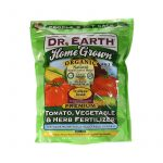 The Best Garden Fertilizer option: Dr. Earth Home Grown Tomato, Vegetable and Herb