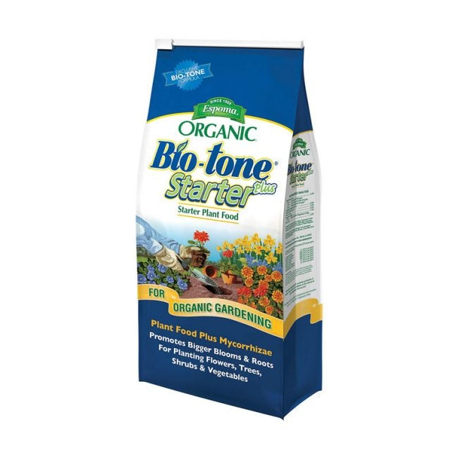 The Best Garden Fertilizer option: Espoma Organic Bio-Tone Starter