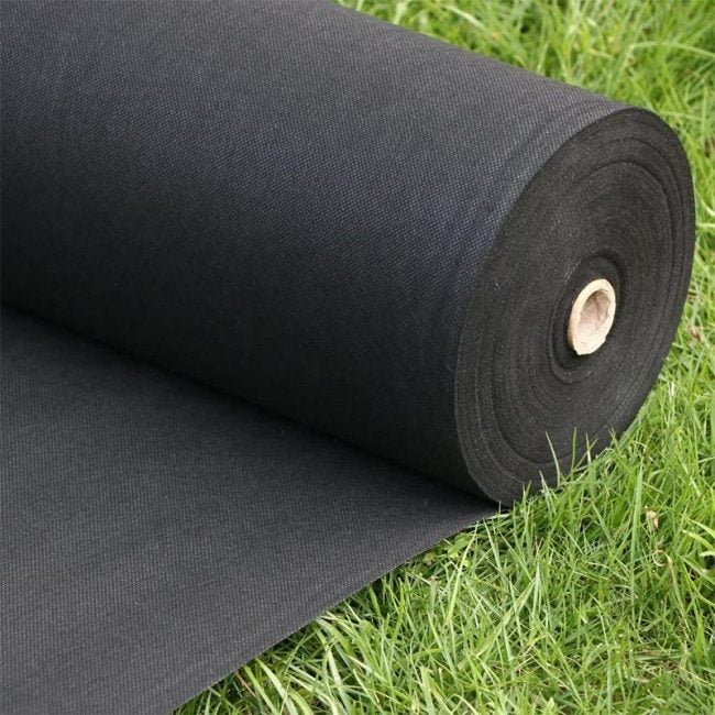 The Best Landscape Fabric Option: FLARMOR Weed Blocker