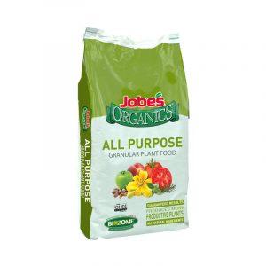 The Best Garden Fertilizer option: Jobe's Organics All Purpose Granular Fertilizer