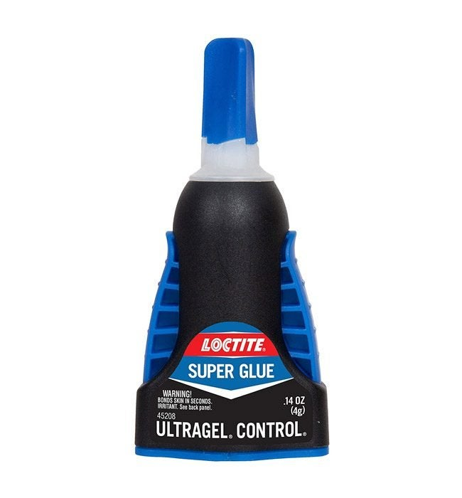 The Best Super Glue Option: Loctite Ultra Gel Control Super Glue