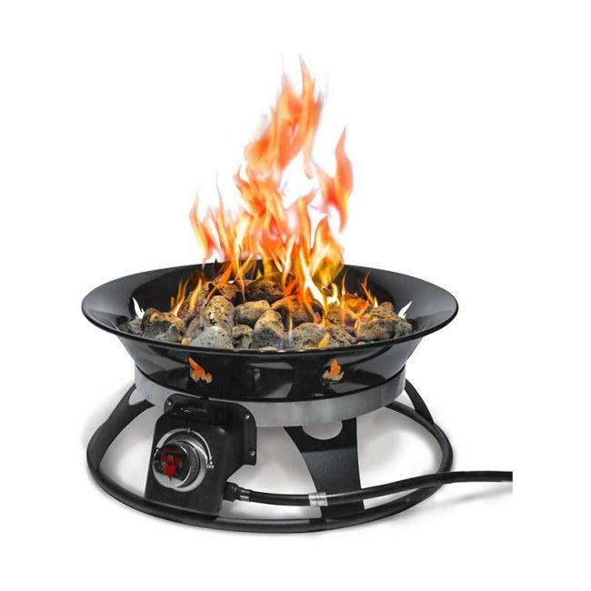 The Best Gas Fire Pit Option: Outland Firebowl Gas Fire Pit