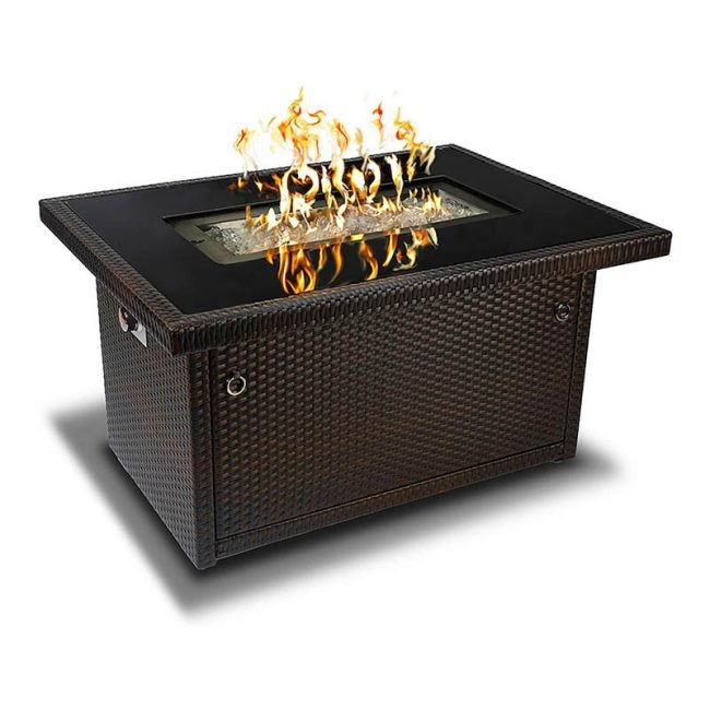 The Best Gas Fire Pit Option: Outland Living Gas Fire Pit