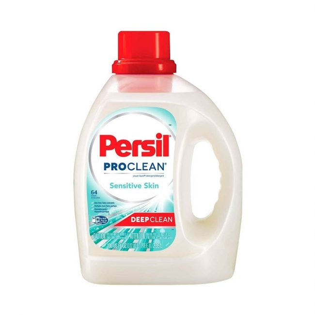 The Best Laundry Detergant Option: Persil ProClean Sensitive Skin
