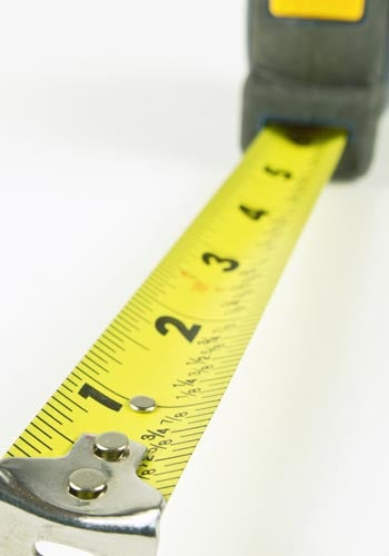How To Use a Tape Measure: Measurement Increments