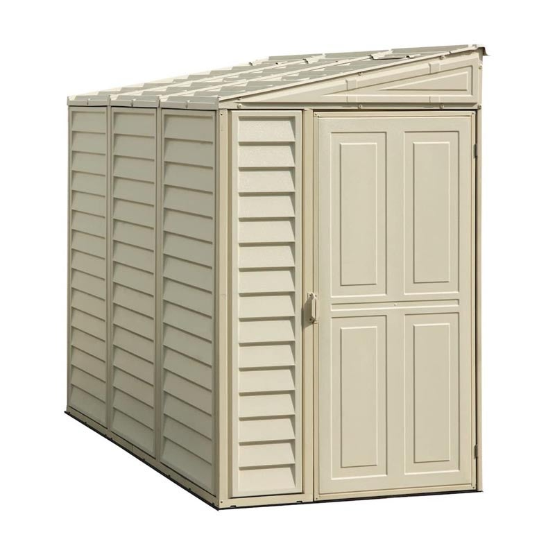 The Best Storage Shed Option: Duramax SideMate Storage Shed