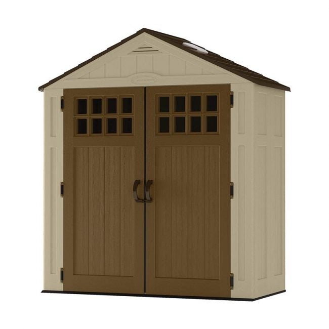 The Best Storage Shed Option: Suncast All-Weather Storage Shed
