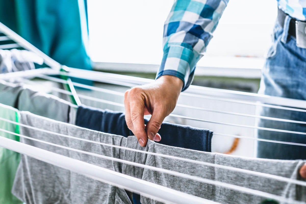5 Best Clothes Drying Rack Options for Laundry Day - Bob Vila
