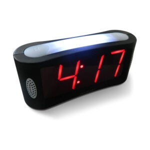 The Best Alarm Clock Option: Travelwey Home LED Digital Alarm Clock