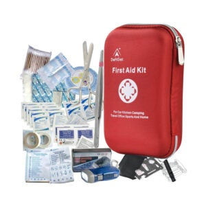 The Best First Aid Kit Option: DeftGet First Aid Kit