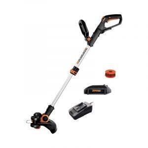 The Best Lawn Edger Option: Worx 20-volt Grass Trimmer/Edger