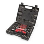 The Best Screwdriver Set Option: TEKTON Everybit Ratchet Screwdriver Set