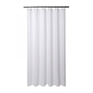 The Best Shower Curtain Option: Barossa Design Damask FabricShower Curtain