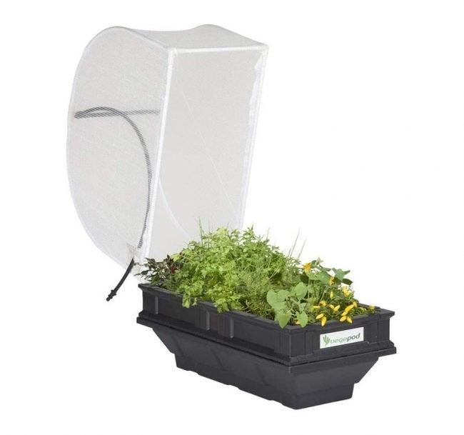 The Best Raised Garden Bed Option: Vegepod Raised Garden Bed