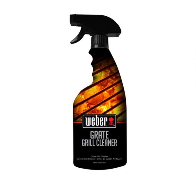 The Best Grill Cleaner Option: Weber Grill Cleaner Spray