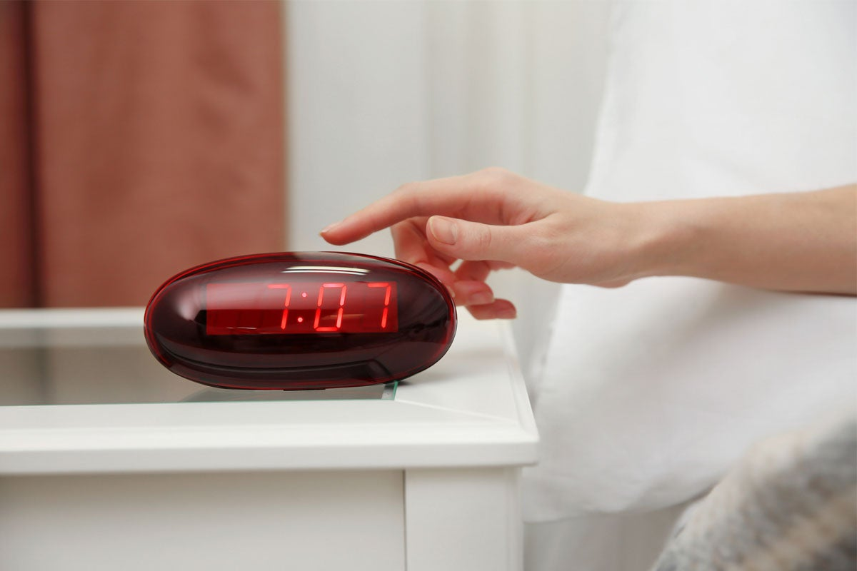 5 Best Alarm Clock Options For The Bedroom Bob Vila